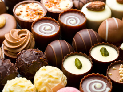 Typical Swiss Chocolate